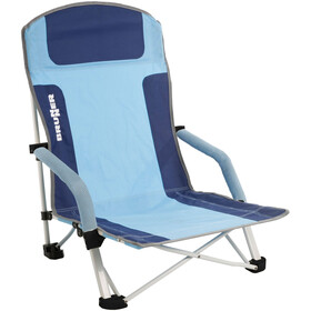 Brunner Bula Chaise, blue/lightblue